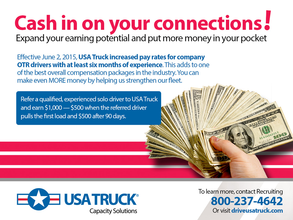 Cash In Your Connections!